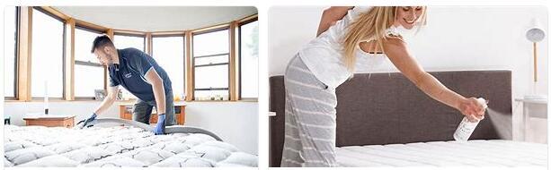Clean the mattress 2